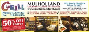 Mulholland Grill Ad v2