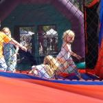 2015 Glen Fair - Bounce House Fun