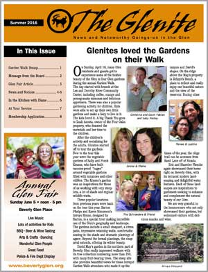 The Glenite - Summer 2016!